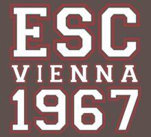 ESC Vienna 1967 [Eurovision] by lazarusheart