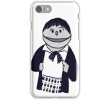 Second Doctor Muppet Style iPhone Case/Skin