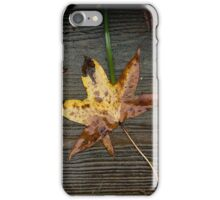 Soft Fall Day II iPhone Case/Skin