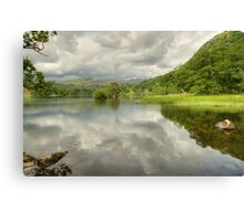 Rydal Water  II Canvas Print
