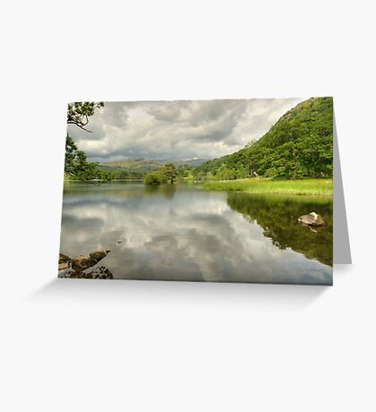 Rydal Water  II Greeting Card