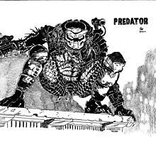 Predator by chrisjh2210