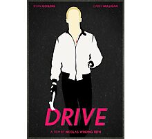 Drive film poster Photographic Print