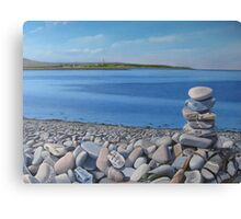 Beautiful Morning in Cappa Canvas Print
