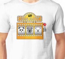 Hi Bear Nation Slot Machine Unisex T-Shirt