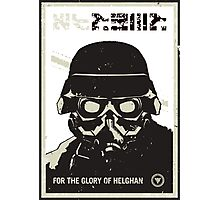 For the glory of helghan! Photographic Print
