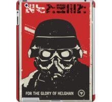 For the glory of helghan! iPad Case/Skin