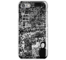 Girl with Ciggy iPhone Case/Skin