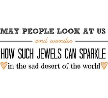 Jewels Can Sparkle by Charlotte Smith