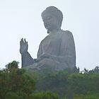 Giant Buddha by machka