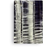 Bottled Water II... Canvas Print
