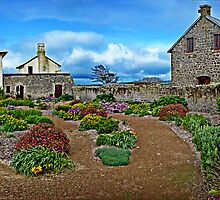 Highfields House, Chapel and Garden by TonyCrehan