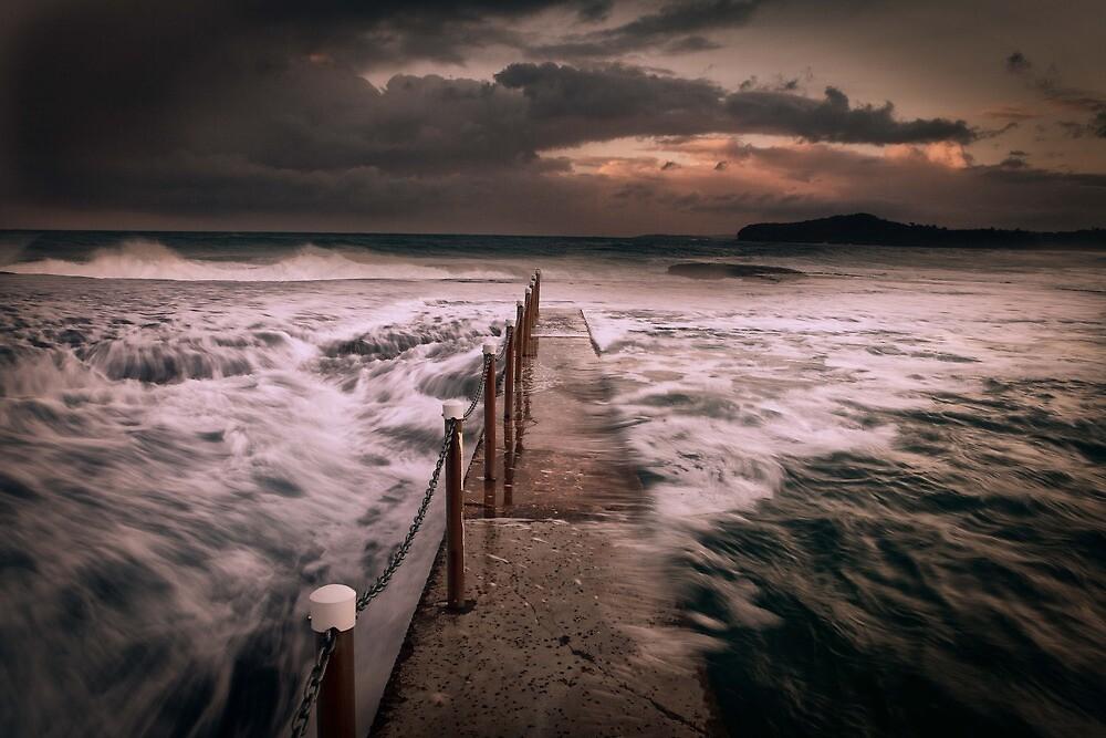Mona Vale Ocean Pool by damienlee