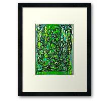 """MantisMonday"" Framed Print"