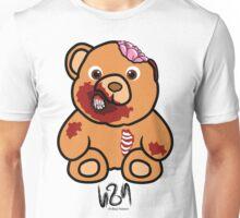 Hi Bear Nation Zombie Bear Unisex T-Shirt