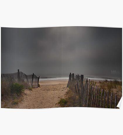 Dewey Beach, Delaware 2011 Poster