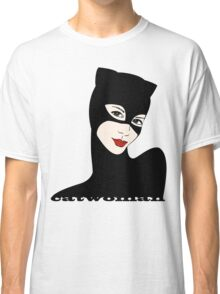 Catwoman retro Classic T-Shirt