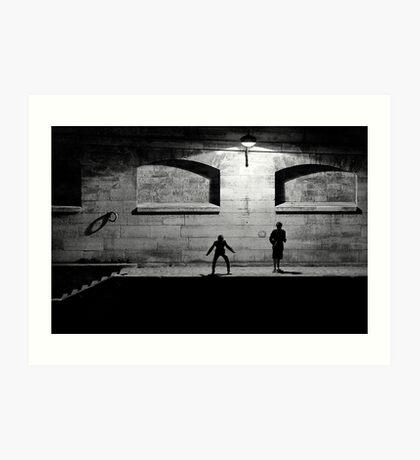 City of Darkness Art Print