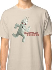 Cactuar Science Classic T-Shirt