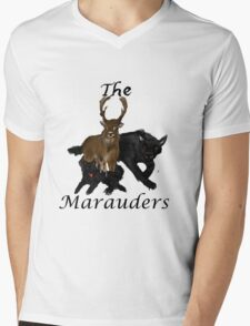 The Marauders Mens V-Neck T-Shirt