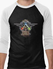 ark survival of the fittest  Men's Baseball ¾ T-Shirt