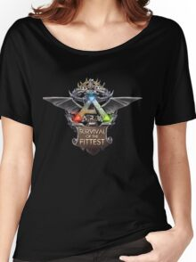 ark survival of the fittest  Women's Relaxed Fit T-Shirt