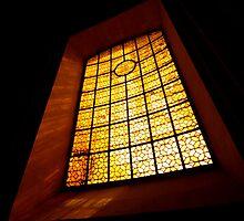 Golden window by Marta69