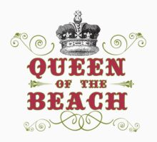 Queen of the beach by Zehda