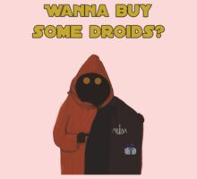 Wanna buy some droids? One Piece - Long Sleeve