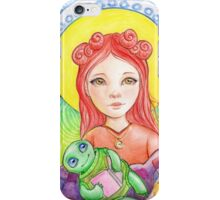 Lucy's challenge iPhone Case/Skin