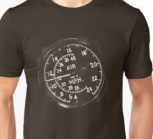Air Speed Indicator Unisex T-Shirt