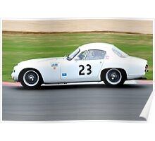 Lotus Elite No 23 Poster