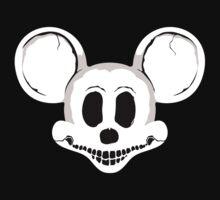 Mickeyskull by tshirtbaba