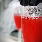Wine Glass Wedding by Jessica Mullins-Hunter