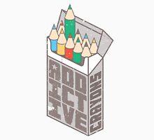Addictive Crayons Unisex T-Shirt