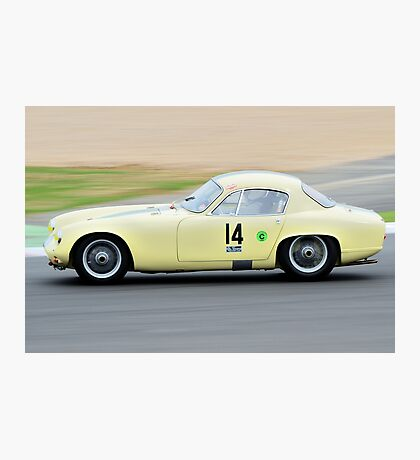 Lotus Elite No 14 Photographic Print