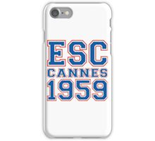 ESC Cannes 1959 [Eurovision] iPhone Case/Skin