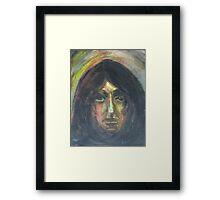 I Am You Framed Print