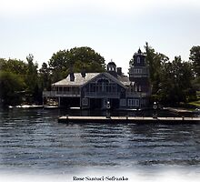 St. Lawrence Seaway/Thousand Islands #1 by Rose Santuci-Sofranko