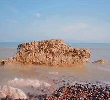 Anvil Rock by Dave Godden