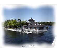 St. Lawrence Seaway/Thousand Islands #2 Poster