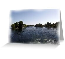 St. Lawrence Seaway/Thousand Islands #3 Greeting Card