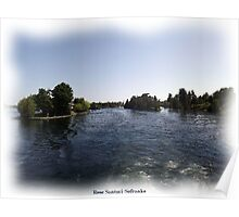 St. Lawrence Seaway/Thousand Islands #3 Poster