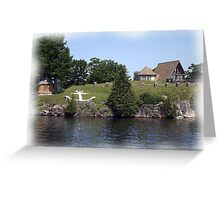 St. Lawrence Seaway/Thousand Islands #7 Greeting Card