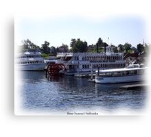 St. Lawrence Seaway/Thousand Islands #8 Canvas Print