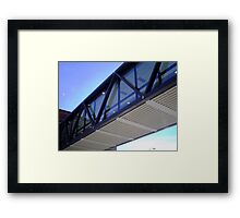 Downtown Sioux Falls Framed Print
