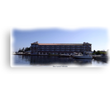St. Lawrence Seaway/Thousand Islands #9 Canvas Print
