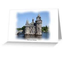 St. Lawrence Seaway/Thousand Islands #11 - Boldt Castle Greeting Card
