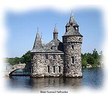 St. Lawrence Seaway/Thousand Islands #11 - Boldt Castle Photographic Print