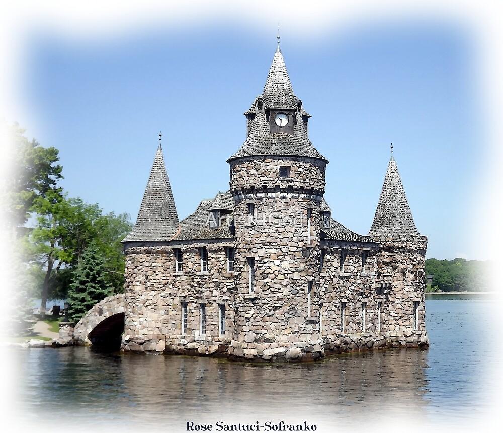 St. Lawrence Seaway/Thousand Islands #12 - Boldt Castle by Rose Santuci-Sofranko